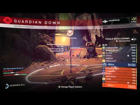 Black Shield Destiny Black Shield Crucible Map