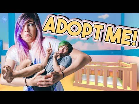BECOMING A MOM!!! | Adopt Me! | ROBLOX Roleplay