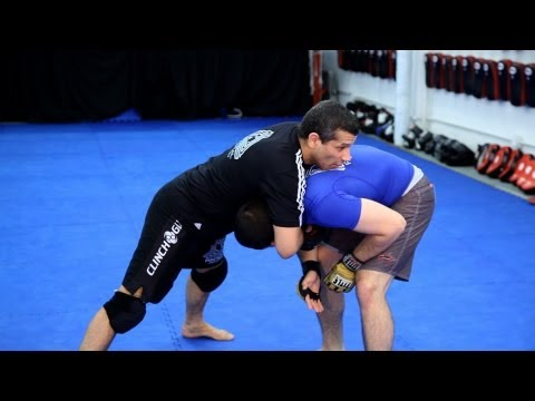 Single Leg Counter, Pt. 1 | MMA Fighting Techniques Image 1