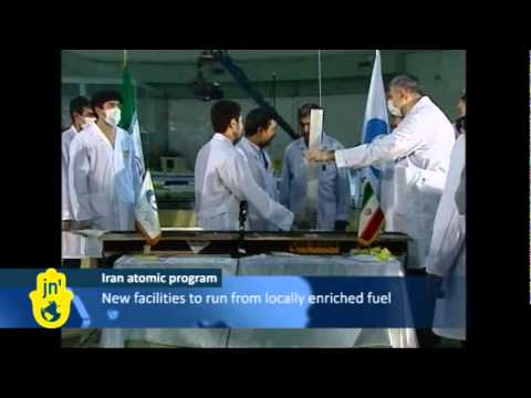 Iran installs nuclear fuel rods in Tehran research reactor: Mahmoud Ahmadinejad defies West