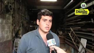 Cajamar Danilo Joan Prefeito  55 - ENTREVISTA GUILHERME   JD MARIANA