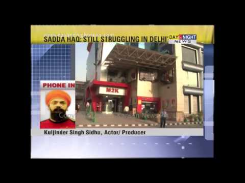Sadda Haq Continues To Struggle In Delhi video