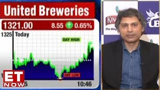 Shekhar Ramamurthy of United Breweries speaks on Q2 performance | Earnings with ET Now