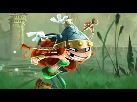 Rayman Legends - Eye of the Tiger Trailer