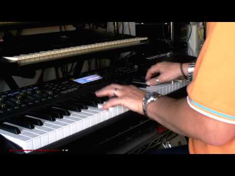 Kurzweil PC3K8 - Demo Synth by Andrea Girbaudo