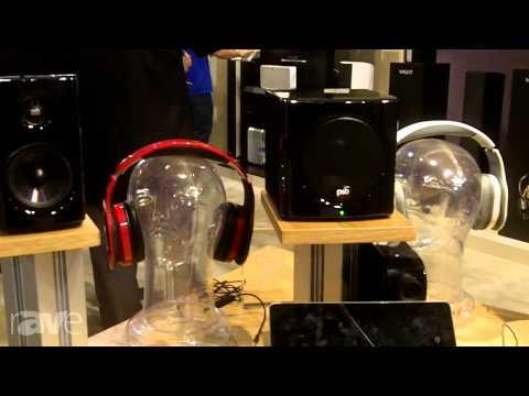 CEDIA 2013: PSB Speakers Features its Alpha PS1 Desktop Speakers