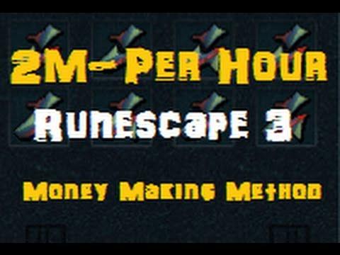 2M~ Per Hour – Money Making Method – RS3 Runescape