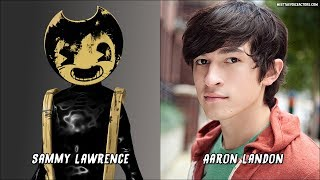 Bendy and the Ink Machine Characters Voice Actors