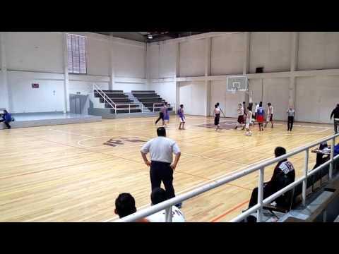 UAM - IPN basquetball