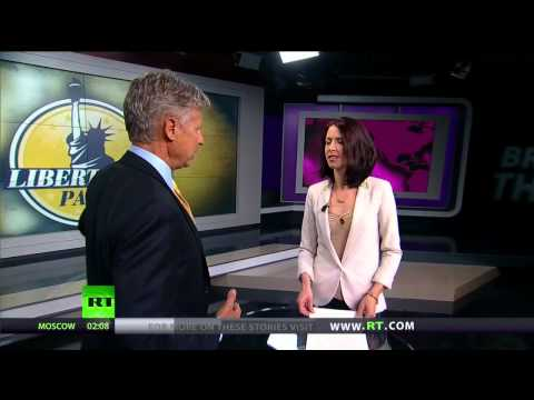 Gov. Gary Johnson on Social Libertarianism, Free Markets & the Koch Brothers