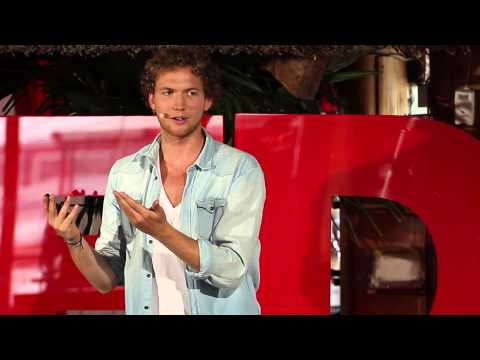 How to become more confident -- lay down on the street for 30sec | Till H. Groß | TEDxDonauinsel