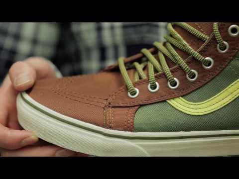 Vans Sk8-Hi Pro MTE DX Shoe Review - CCS.com