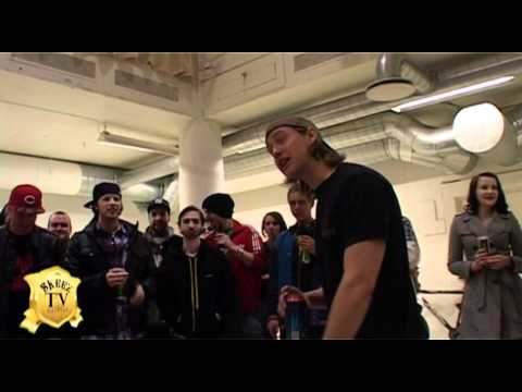 SKEEZ TV BATTLES PRESENTERER: Gringo Starr vs Jester