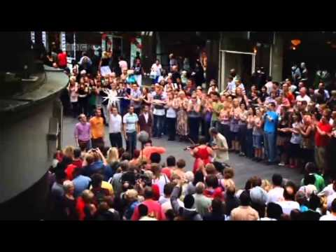 Come Clog Dancing Flash Mob, Newcastle-upon-tyne video
