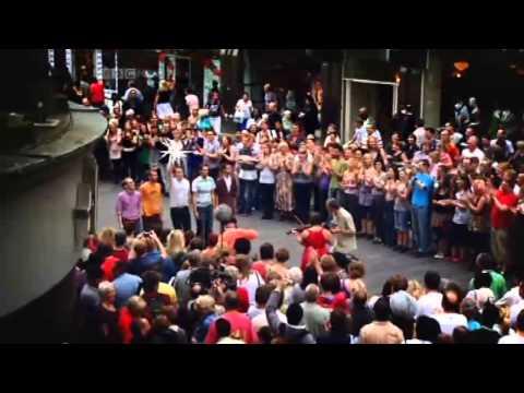 Come Clog Dancing Flash Mob, Newcastle-upon-Tyne