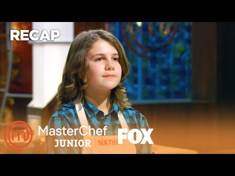 MASTERCHEF JUNIOR | Junior Bites from