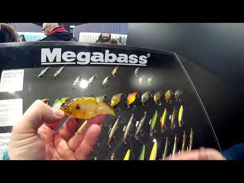 Воблеры Megabass и бюджетные спиннинги SL rods | Охота и рыболовство на Руси 2018