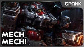 Mech Mech! - Crank's Variety StarCraft 2