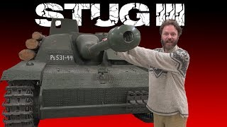 The StuG III - Germany's deadliest AFV