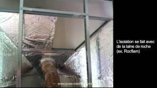 Play comment installer votre po le bois poujoulat for Pose insert cheminee normes