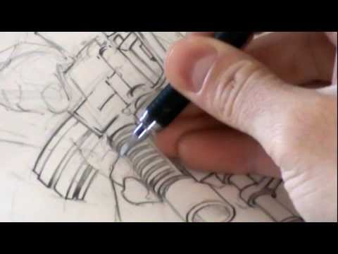 Patrick Brown Artwork Tutorial