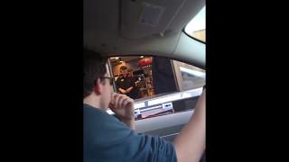 Tim Hortons Employee Assaults Customer With Money