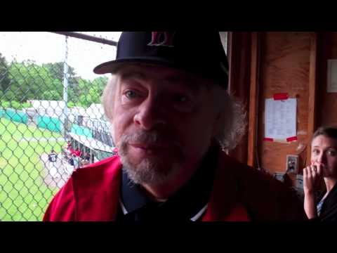 PA Announcer Carlton Beane for the Boston Red Sox talks about announcing the Wareham Gatemen's season opener. It's his 1st Cape Cod Baseball League game. Bea...