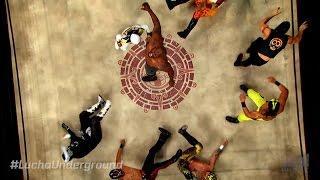 Lucha Underground 12/17/14: 10 WAY MATCH - Full Fight