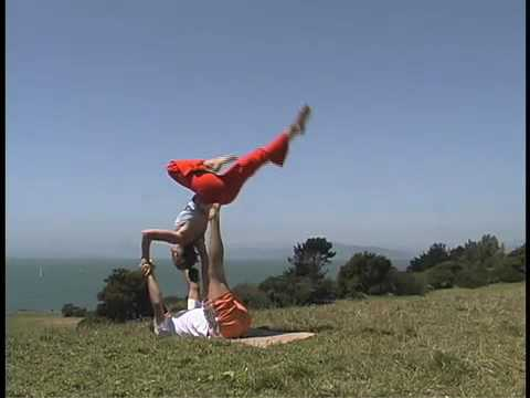 Freestyle Acro-Yoga Jam