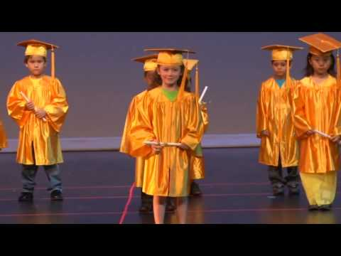 Discovery World Montessori - Class of 2012