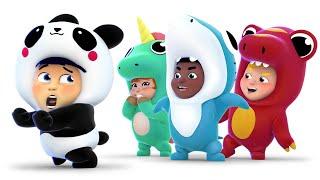 Baby Shark Song for kids - Mainan dan lagu anak-anak الحروف الانجليزية للاطفال العاب اطفال  One Zeez