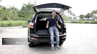 Đánh giá xe Chevrolet Trailblazer - đối thủ Ford Everest (Phần 2) |XEHAY.VN|