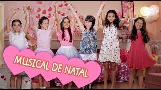MUSICAL DE NATAL ❤ MUNDO DA MENINA