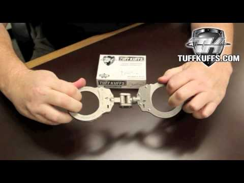 Tuff Kuffs - The Next Generation in HandCuff Technology