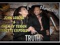 JOHN LEGEND AND CHRISSY TEIGEN -SECRETS EXPOSED -