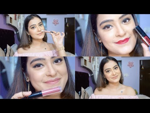 My Current Top 5 Lipsticks For Indian Skin Tone | Aarushi Jain