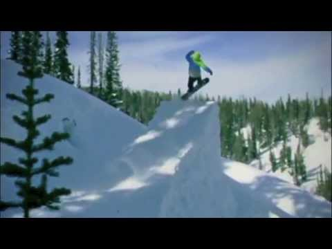 Awolnation- Sail (Unlimited Gravity) Snowboarding Music Video