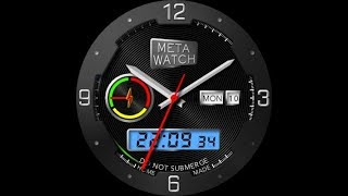 From Zero to Finished WatchFace