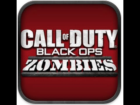 Call of Duty Black Ops Zombies iPhone App Review - CrazyMikesapps