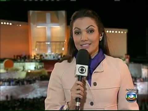 JMJ Rio 2013 é a segunda maior da história do evento, e repleta de fatores únicos (Rede Globo)