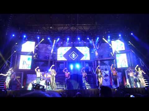 Little Mix - Nothing Feels Like You - Birmingham Lg Arena - 16th May 2014 video