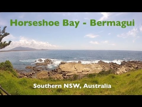 Bermagui - Horseshoe Bay, southern NSW, Australia