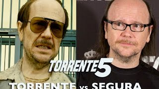 Torrente vs Segura | Torrente 5: Operación Eurovegas