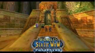 Wow private server Static-WoW Recruit video