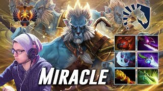 Miracle Phantom Lancer | Team Liquid | Dota 2 Pro Gameplay