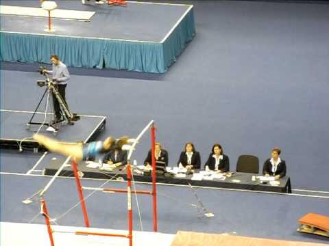 Jennifer Pinches - 2011 British Championships - Bars Final - 3rd