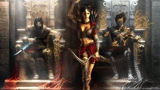 PRINCE OF PERSIA 3 Les Deux Royaumes (Film-Game complet HD Fr PS2)