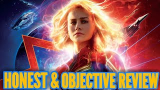 Captain Marvel - Honest Objective Movie Review