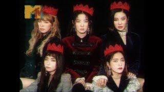 Red Velvet - Peek-a-boo  1980s Concept