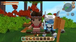Mini World Block Art - Game Sinh Tồn giống Minecraft, Nhưng LAG quá!